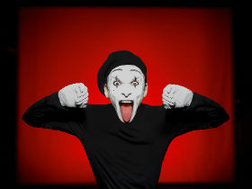 Marc Gassot in Dark Side of the Mime