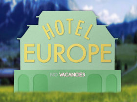 Publicity image for Hotel Europe