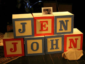 Publicity image for John and Jen