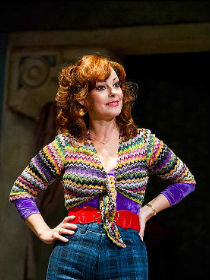 Ruthie Henshall as Mrs Wilkinson